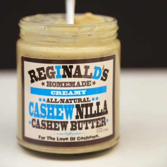 Reginald's Cashew Nilla Cashew Butter Review