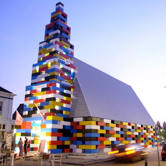 Lego Church Building Pictures