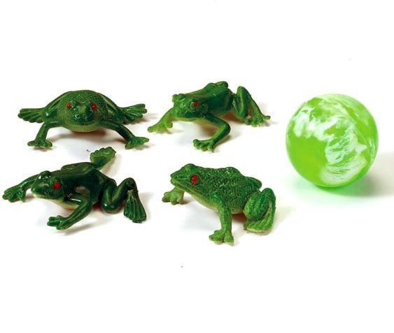 Frog Jacks Game