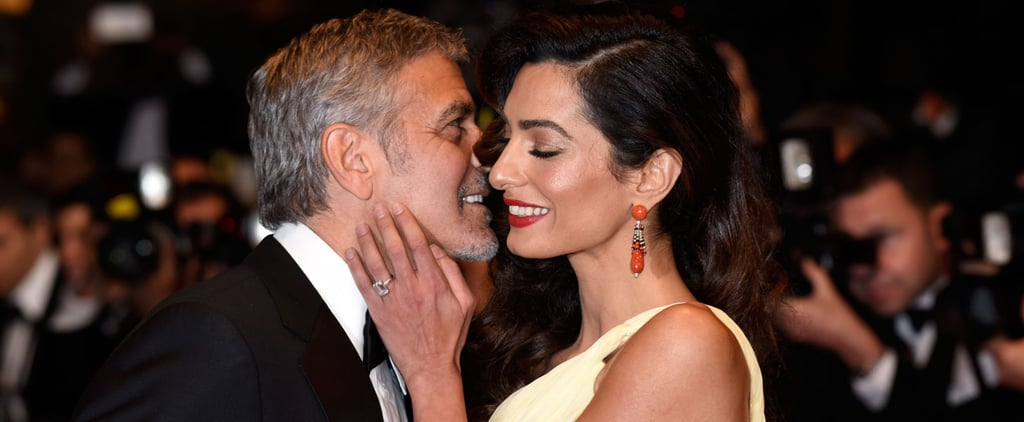 22 Times George and Amal Clooney Looked Madly in Love