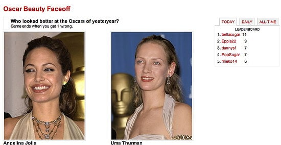 Oscars Beauty Game