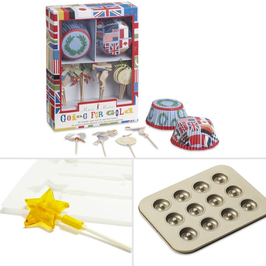 Get Pumped For London 2012 With Medal-Worthy Baking Gear