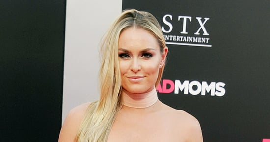 Lindsey Vonn's Dogs Chewed Up Her Workout Pants, So She Bent Over to Reveal the Damage