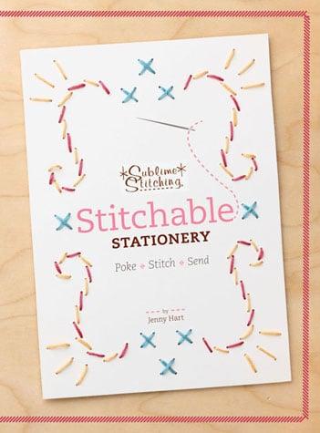 Sublime Stitching Stitchable Stationery
