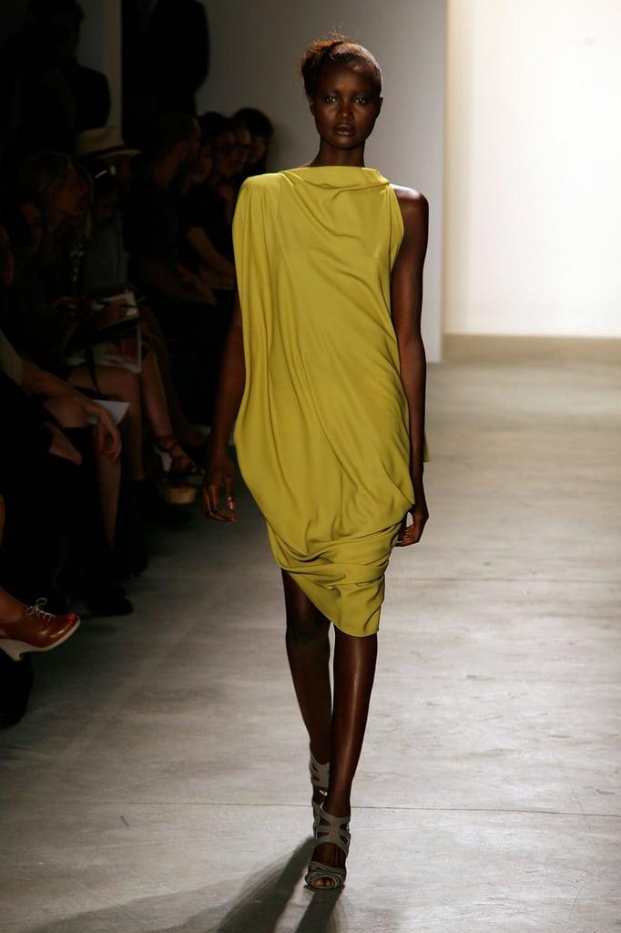 2011 Spring New York Fashion Week: Costello Tagliapietra