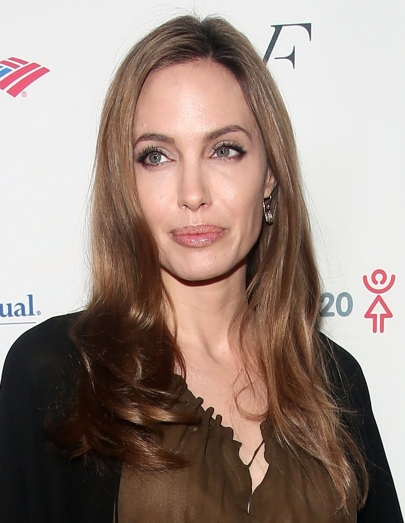 Angelina Jolie Pays Tribute to Pakistani Schoolgirl at the Women in the World Summit