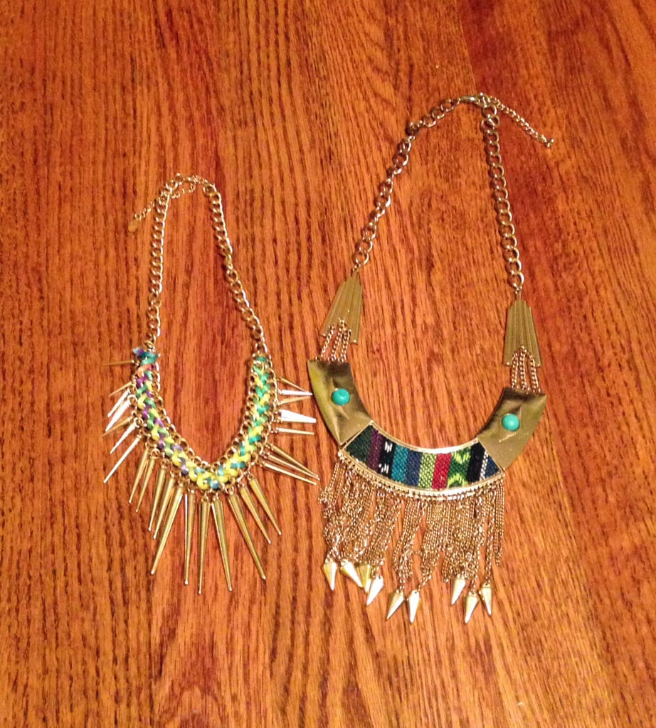 My Statement Necklaces