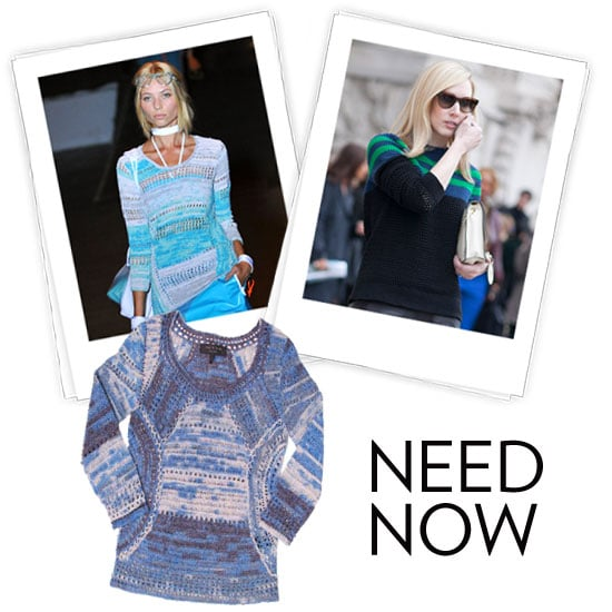 Best Spring Sweaters 2012