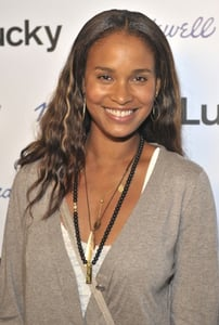 Joy Bryant at the Lucky/Madewell Shopping Event in LA