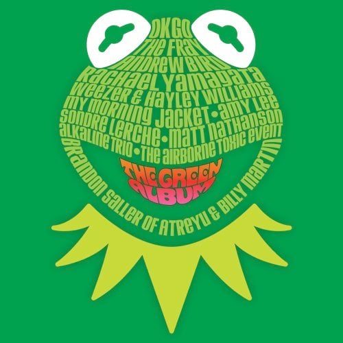 Muppets: The Green Album ($11)