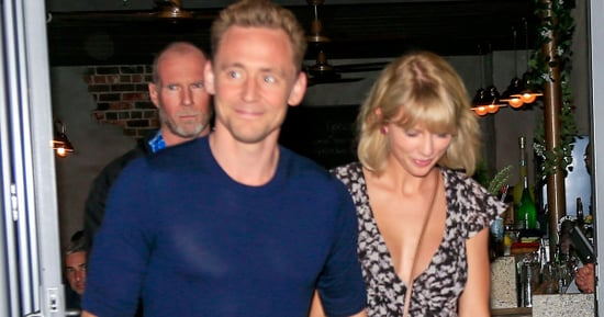 Taylor Swift and Tom Hiddleston Hold Hands, Giggle on Date Night in Australia