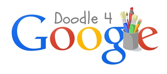 Doodle 4 Google Makes Students the Inventors of a Better World