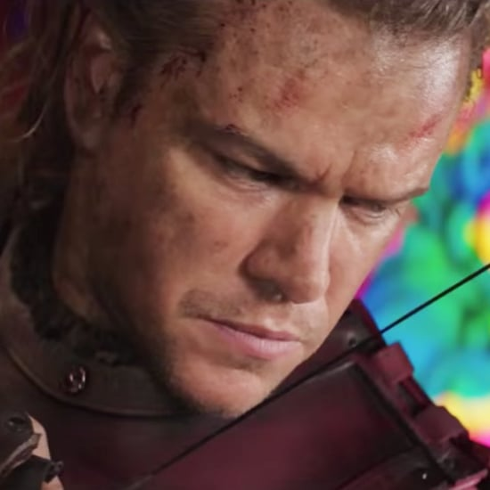 Matt Damon in The Great Wall Casting Controversy