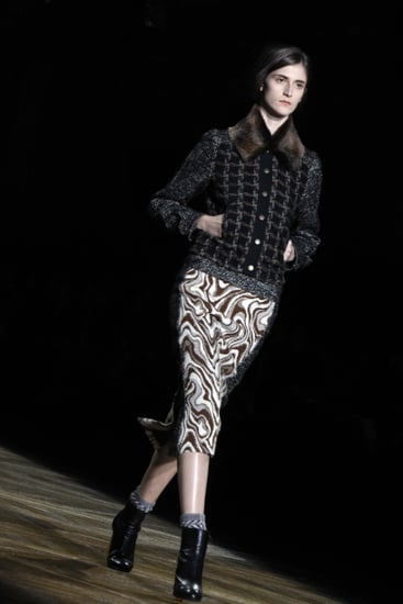 Fall 2011 Paris Fashion Week: Dries Van Noten