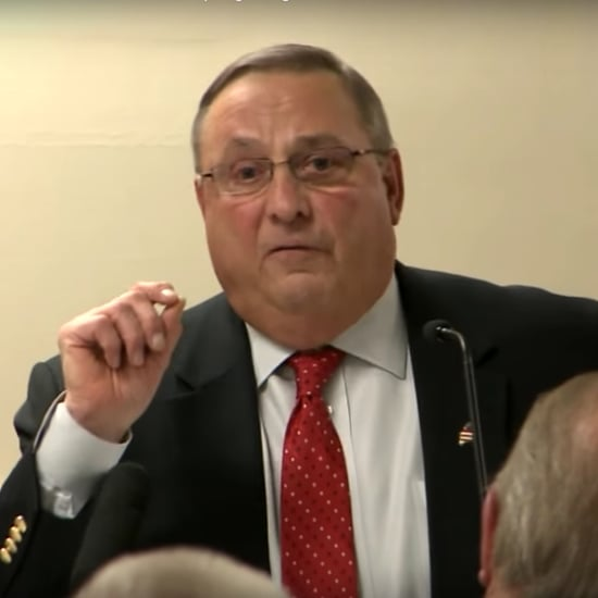 Newspaper Apologizes For Racist Maine Governor Paul LePage