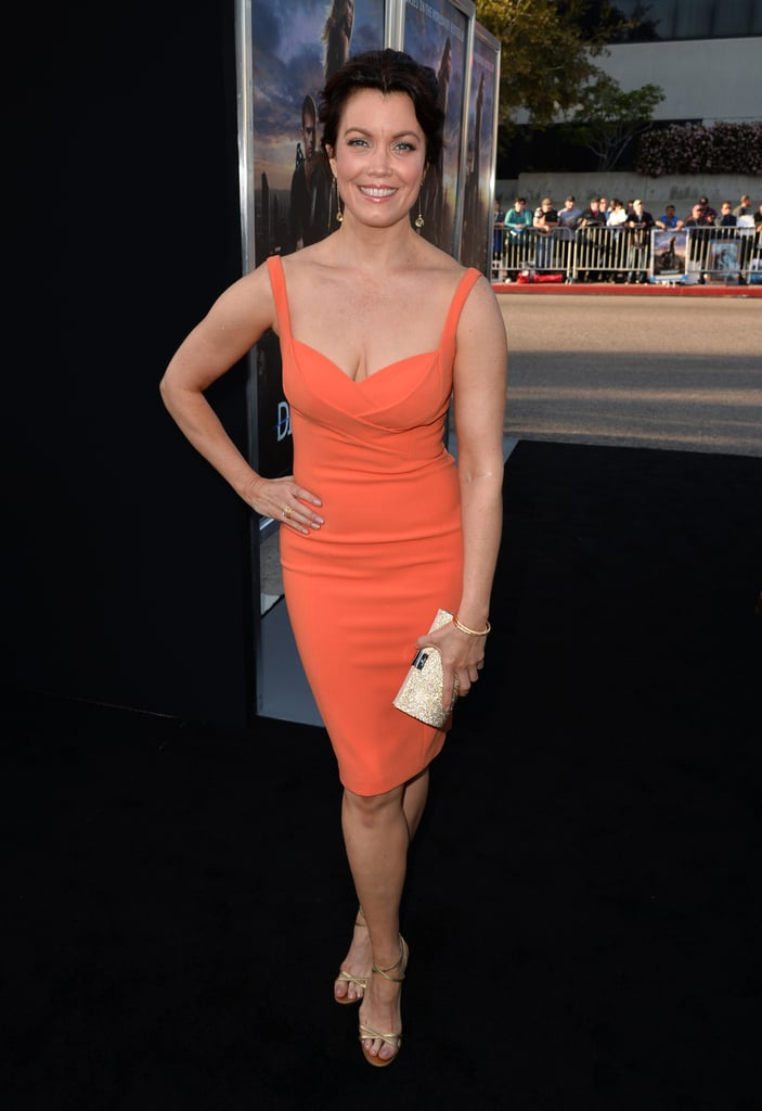 Bellamy Young at the Divergent Los Angeles Premiere