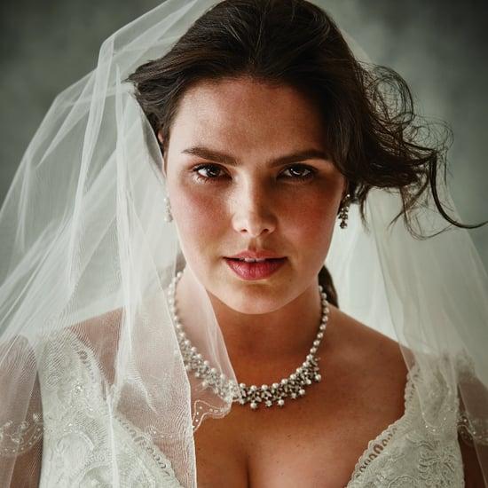 David's Bridal Plus-Size Wedding Dresses