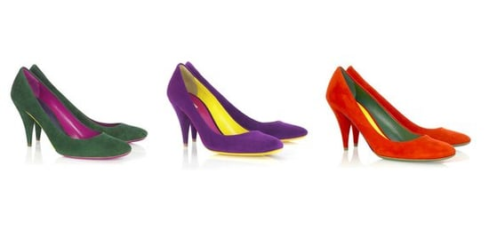 Miu Miu Mid Heel Pumps In Every Color