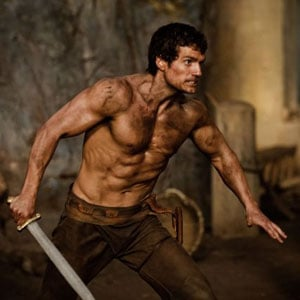 Immortals Trailer Starring Henry Cavill