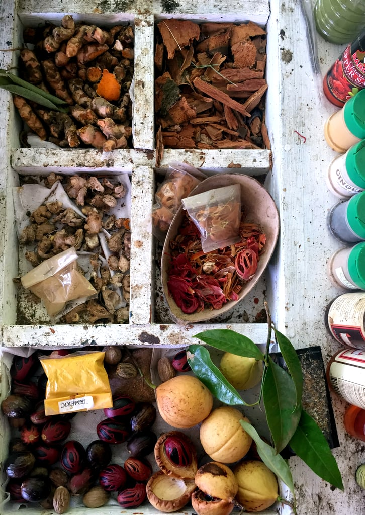 Name-Brand Spices