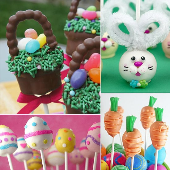 16 Cake Pops to Make Your Easter Even Sweeter