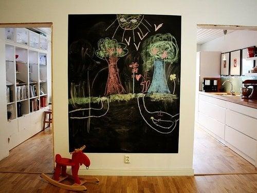 Lil Links: Showcase Your Child's Chalk Art!