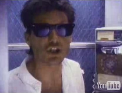 "Flashback: Corey Hart's ""Sunglasses at Night"""