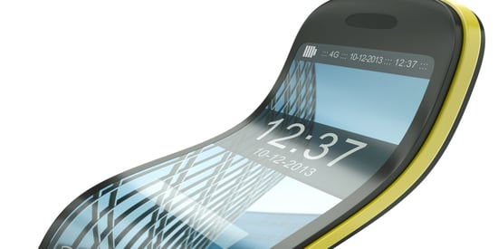 Samsung Reportedly Plans To Release Phones That Bend