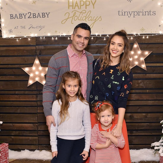 One of These Photos of Jessica Alba and Her Family Could Be Their Next Holiday Card