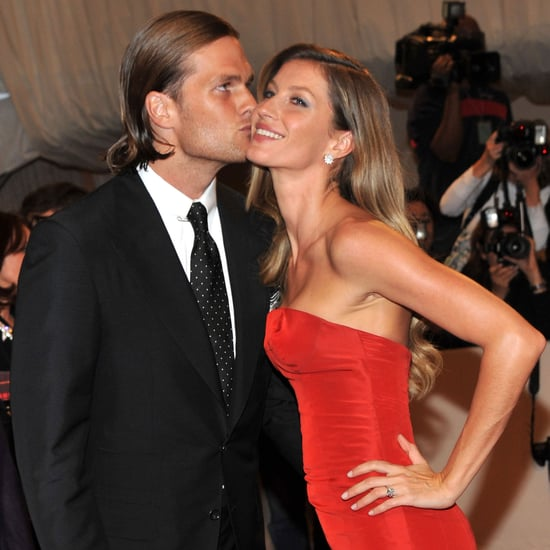 Gisele Bundchen and Tom Brady 2011 Met Gala Pictures