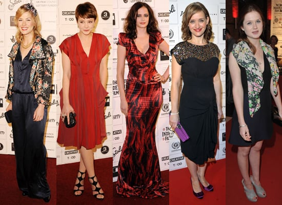 Photos from Red Carpet at British Independent Film Awards 2009