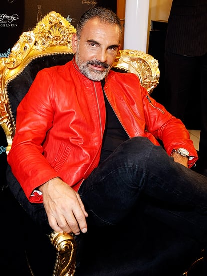 Ed Hardy Designer Christian Audigier Has Died - Look Back at His Most Memorable Celeb Moments