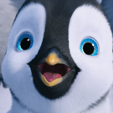 Happy Feet 2 Trailer With Voices of Brad Pitt and Matt Damon