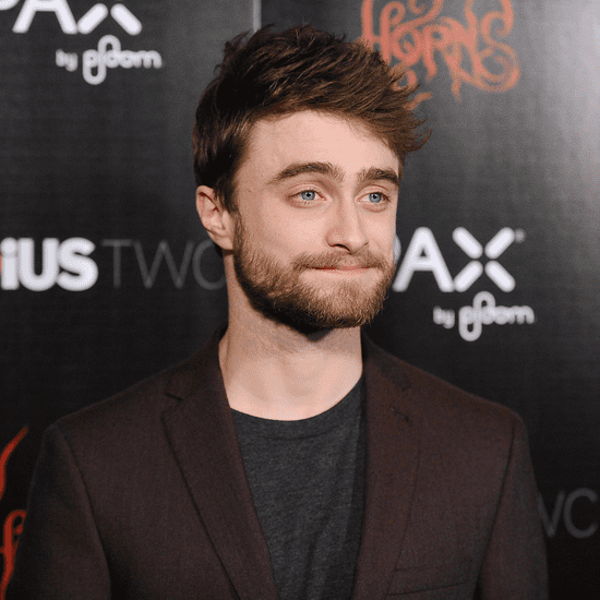 Daniel Radcliffe With Shaved Head | 2015