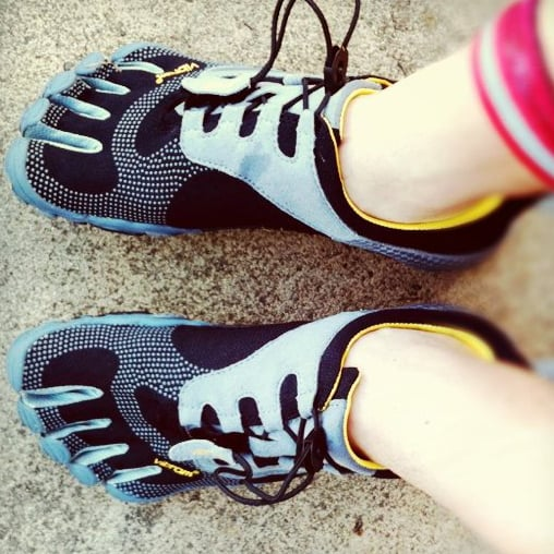 ACE Study on the Benefits of Barefoot Running