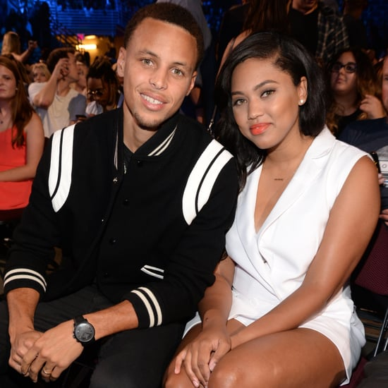 Steph and Ayesha Curry at Teen Choice Awards 2015