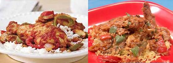 Chicken Cacciatore Two Ways — Beginner and Expert