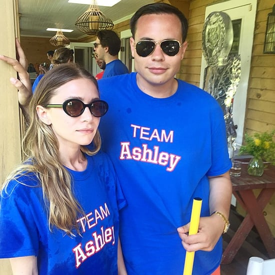 Mary-Kate and Ashley Olsen Throw an Olympics-Themed Birthday Bash