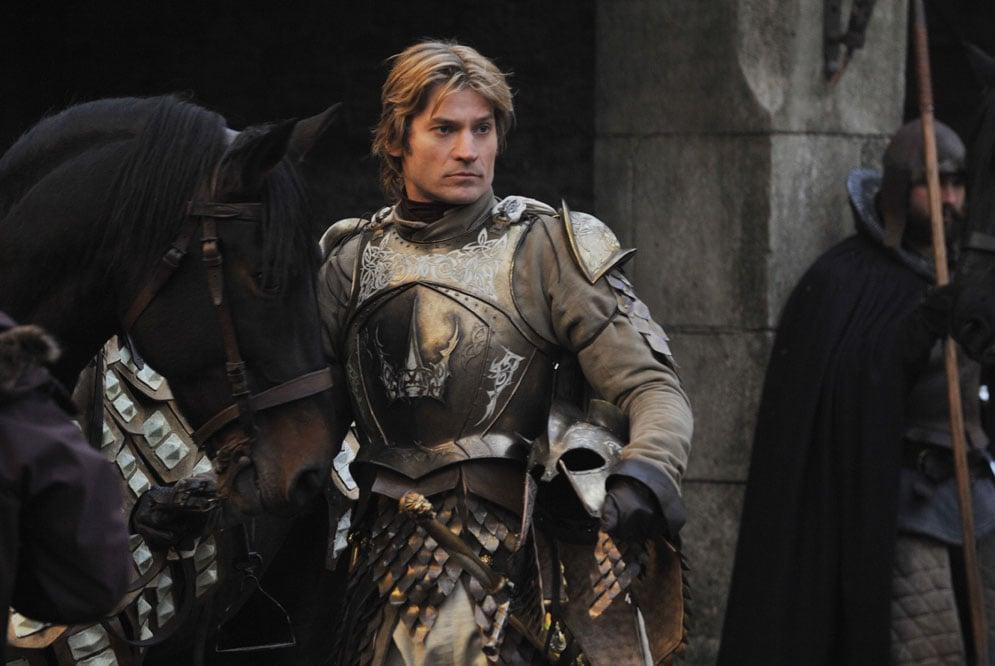 Jaime Lannister, Season One