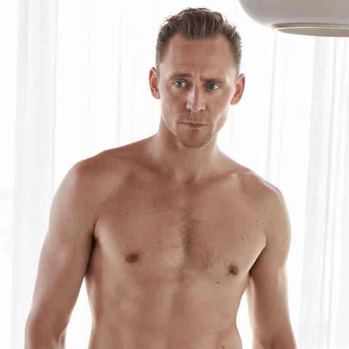 Tom Hiddleston Shirtless Moments