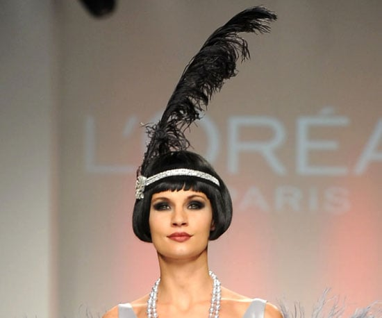Feathered Flapper