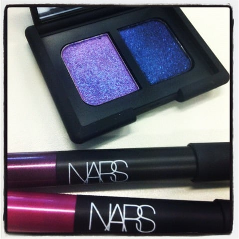 The perfect Autumnal berry shades from NARS.