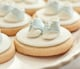 Baby Shoes Cookies