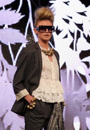 Melbourne Fashion Week: Myer By Karen Walker Fall 2009