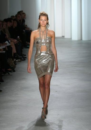 New York Fashion Week: Preen Spring 2010