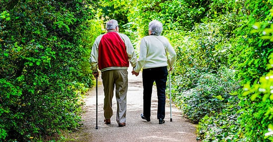 Research Shows Being Married for Decades Might Alter Your Physiology