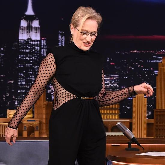 Meryl Streep on The Tonight Show 2015 | Video