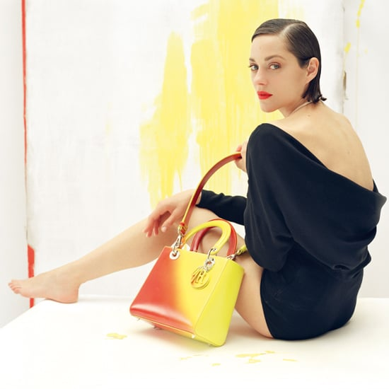It's an Art: Marion Cotillard Stars in Lady Dior's Resort 2014 Campaign