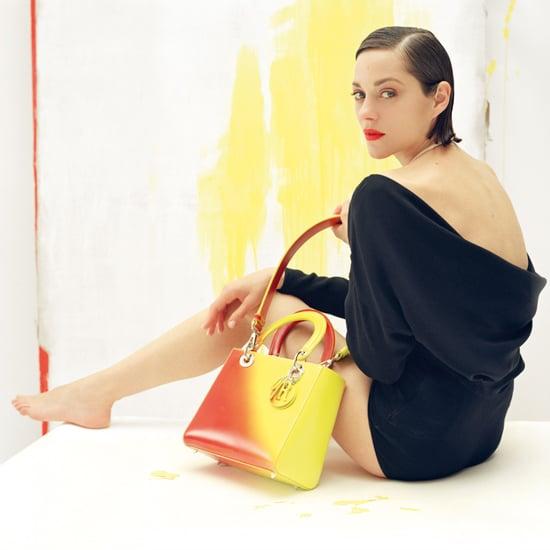Marion Cotillard Stars In Lady Dior Campaign