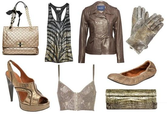 Shopping: Mixed Metals